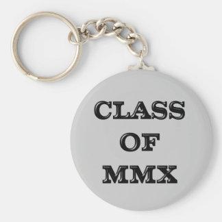 Class 0f 2010 keychain