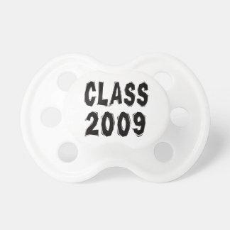 Class 2009 baby pacifier