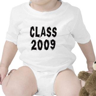 Class 2009 baby bodysuit