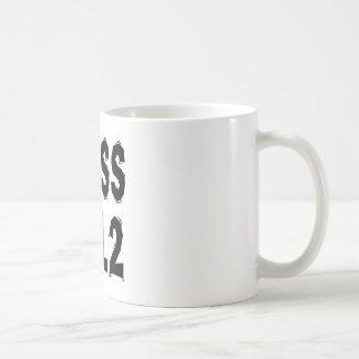 Class 2012 coffee mug