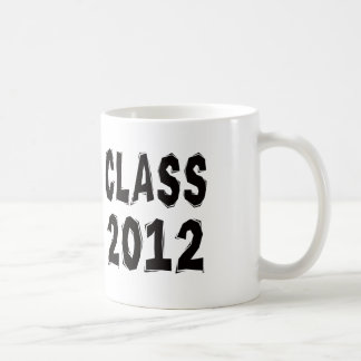 Class 2012 mugs