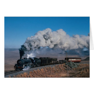 Class 24 on Jamestown branch, South Africa Card