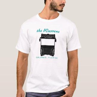 Class A Motorhome / Bus Silhouette Graphic T-Shirt