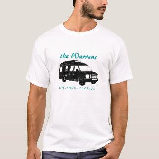 Class B Motorhome / Camper Van Silhouette Graphic T-Shirt