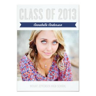 CLASS FLIRT 2013 | GRADUATION PARTY INVITATION