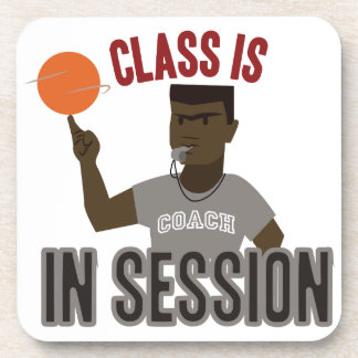 Class in Session Drink Coasters