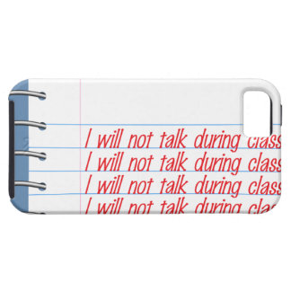 Class Notes iPhone 5 Covers