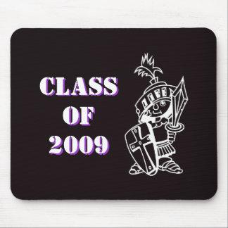 Class of2009 mousepad
