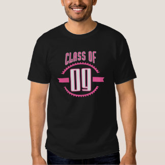 Class of 09 Ladies1 T-Shirts