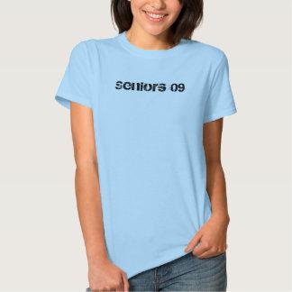 class of 09, Seniors 09 - Customized T Shirts