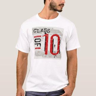 Class of 10 Grunge Light T-Shirts