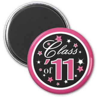 Class of '11 Magnet