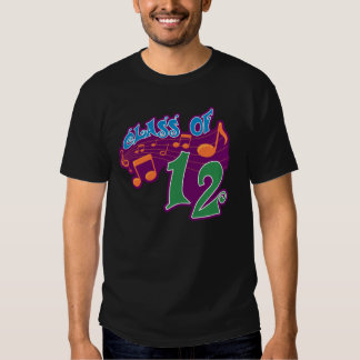 Class of 12 Musical T-Shirts