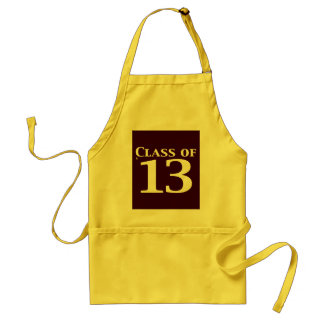 Class of 13 Gifts Standard Apron