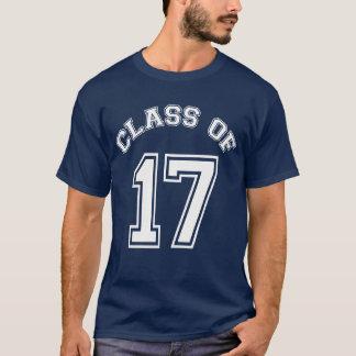 Class of 17 by EKLEKTIX T-Shirt
