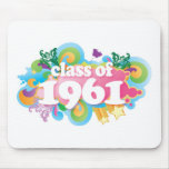 Class of 1961 mousepad