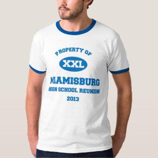 Class of 1983 Miamisburg High School Reunion Tshirts