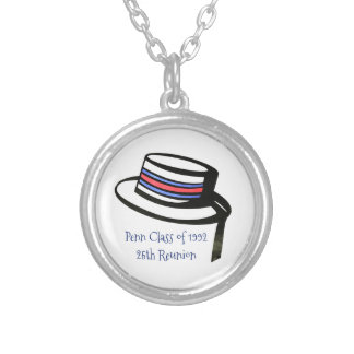 Class of 1992 Jewellery Silver Plated Necklace