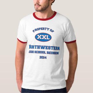 Class of 1994 Northwestern High School Reunion T-shirt