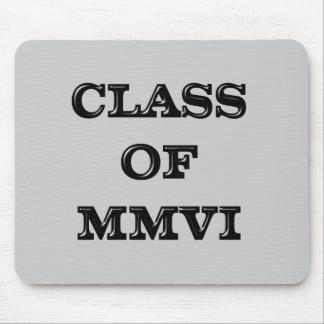Class of 2006 mousepad