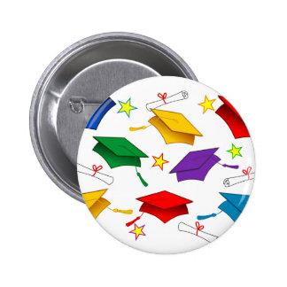 Class of 2009 Graduation Celebration Pinback Button