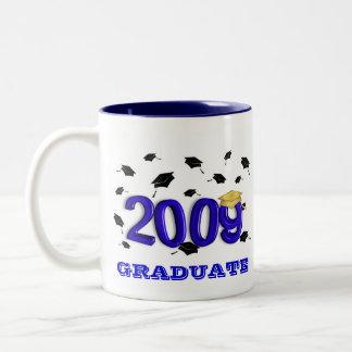 Class of 2009 Graduation Celebration Two-Tone Mug
