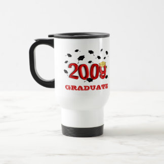 Class of 2009 Graduation Celebration Stainless Steel Travel Mug