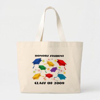 Class of 2009 Graduation Celebration Jumbo Tote Bag