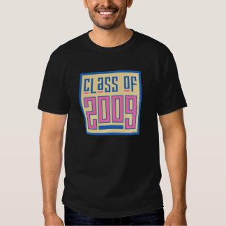 Class of 2009 Ladies2 T-Shirts