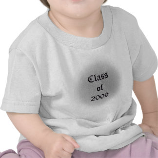 Class of 2009 Old English Shirt Infant