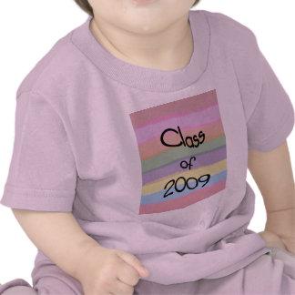 Class of 2009 Pastel Twist Shirt Infant