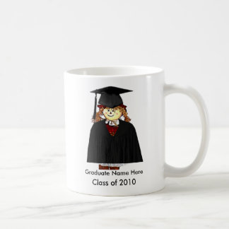 Class of 2010 Add Graduate Picture Coffee Mug