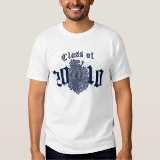 Class of 2010 Crest Light T-Shirts