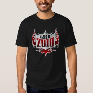 Class of 2010 Flames T-Shirt