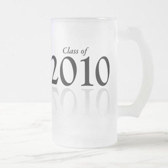 Class of 2010 graduation gift beer stein