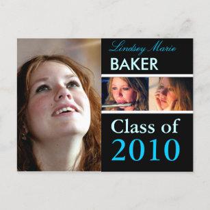 postcards graduation invitations zazzle co uk