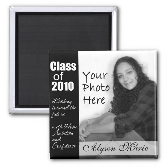 Class of 2010/ Photo Magnet