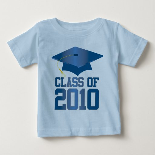 Class of 2010 tees