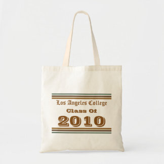 Class of 2010 tote bag