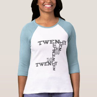 Class of 2010 Twenty Ten T-shirts