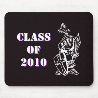 Class of 2010mousepad mouse pad