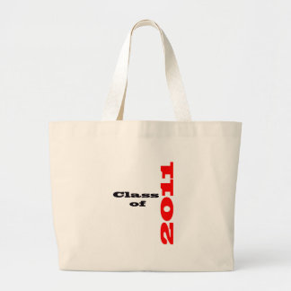 Class Of 2011 Canvas Bag