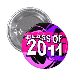 Class of 2011 Button Wave 3