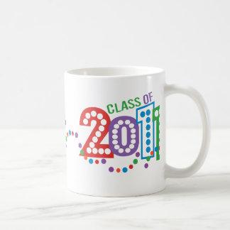 Class of 2011 Celebration Coffee Mug