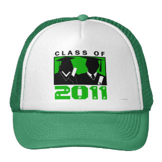 Class of 2011 Gown Hat 11
