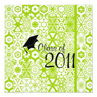 Class Of 2011 Graduation Invitation TXG250