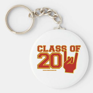 Class of 2011 graduation key ring