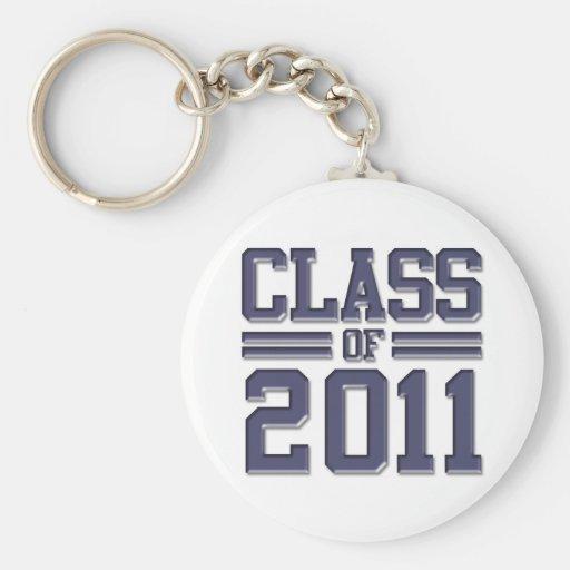 Class of 2011 Graduation Key Chain