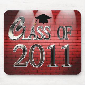 Class Of 2011 Graduation Mousepad Mouse Pad