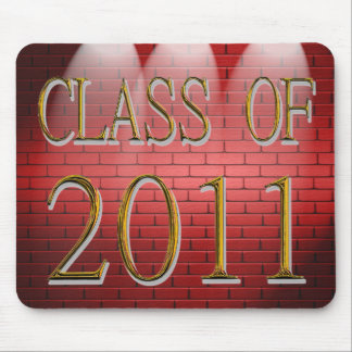 Class Of 2011 Graduation Mousepad Mouse Pads